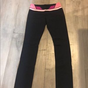 Lululemon Straight Leg Leggings Size 8
